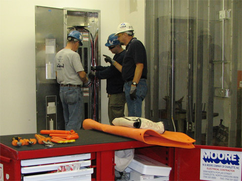 Training electricians to interpret, understand and implement correct applications of the NEC