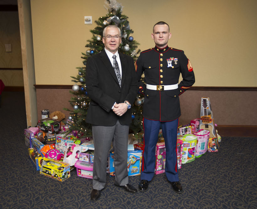 Toys For Tots 2013 : Multimedia gallery